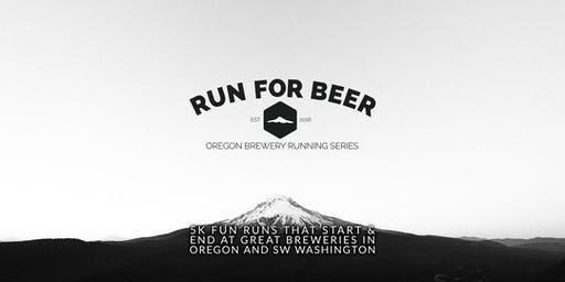 Loowit Brewing 5k Fun Run