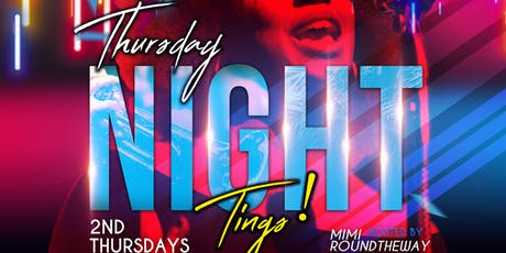 Thursday Night Tings! Open Mic Comedy Poetry & Live Entertainment tickets