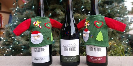 Ugly Sweater Christmas Party Brunch tickets