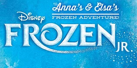 Anna's & Elsa's Frozen Adventure! tickets