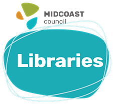 MidCoast Libraries logo