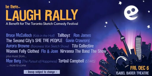 Laugh Rally: A Benefit for TOsketchfest