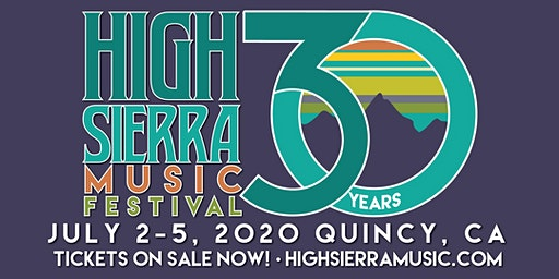 High Sierra Music Festival 2020