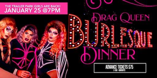 Drag Queen Burlesque Dinner