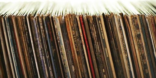 Vinyl Night at Original Pattern Brewing featuring DJ It's Just Great