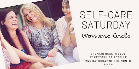 Self-Care Saturday tickets