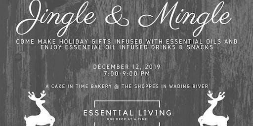 Holiday Mingle & Jingle w/ essential oils