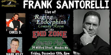 Stand-Up Comedy w/ National Headliner Frank Santorelli tickets