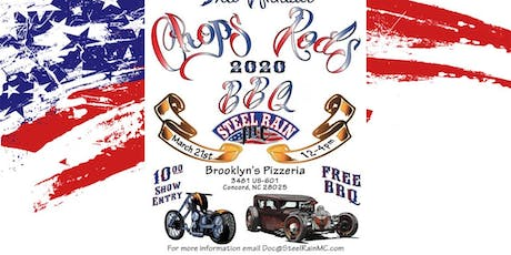 3rd Annual Chops Rods & BBQ tickets