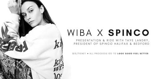 Rowe WIBA X SPINCO Halifax