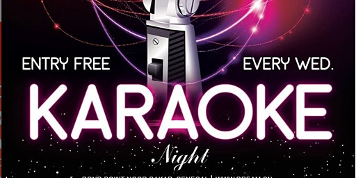 FREE Karaoke @ Dream Sports Bar & Lounge