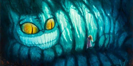 Alice in Wonderland Free Art Event - 2 Days Only - Seattle