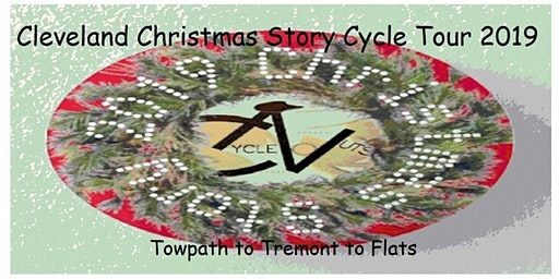 A Cleveland Christmas Story Cycle Tour - Towpath to Tremont to Flats