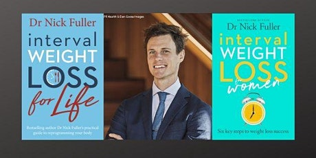 Interval weight loss with Dr Nick Fuller tickets