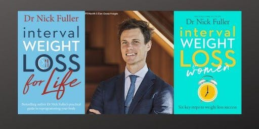 Interval weight loss with Dr Nick Fuller