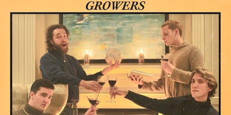 GROWERS / MBG / TANDM / Jazz Funeral tickets