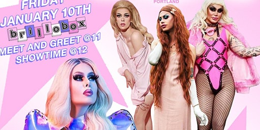 INDICA PRESENTS: ANOTHER PARTY- TRINITY THE TUCK (LIFE IN PLASTIC)