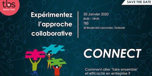 Forum CONNECT : expérimentez l'approche collaborative