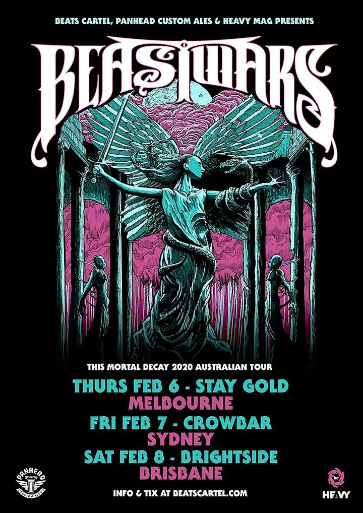 Beastwars 2020 Australian Tour MELB image