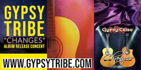 Gypsy Tribe Album Release Concert tickets