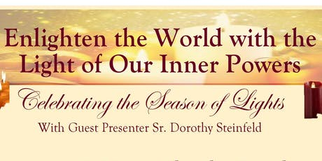 Enlighten the World with the Light of Our Inner Powers tickets
