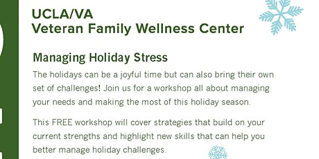 Managing Holiday Stress tickets