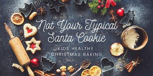 Kids Healthy Holiday Treats
