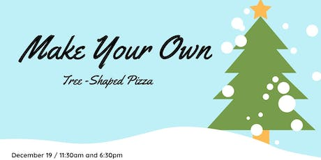 Make Your Own Tree-Shaped Pizza tickets