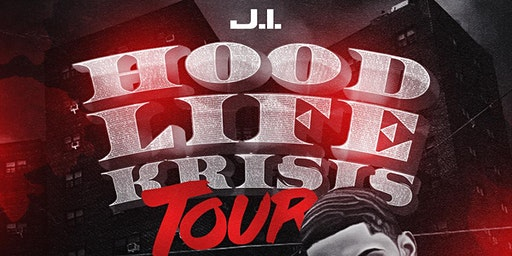 J.I. Hood Life Krisis Tour with Special Guest Apollo Rai