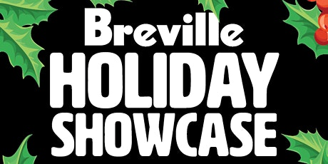 Breville Holiday Showcase at Seattle Coffee Gear Bellevue Store tickets