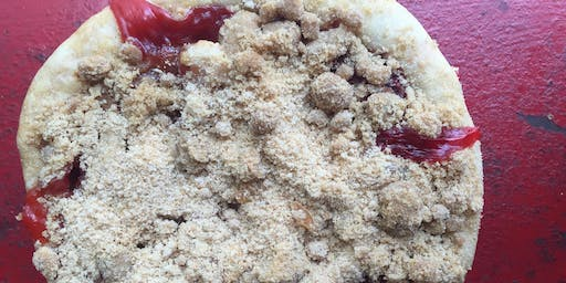 The Pie Sessions | Berry Pies, Butter Crust and Crumble Tops