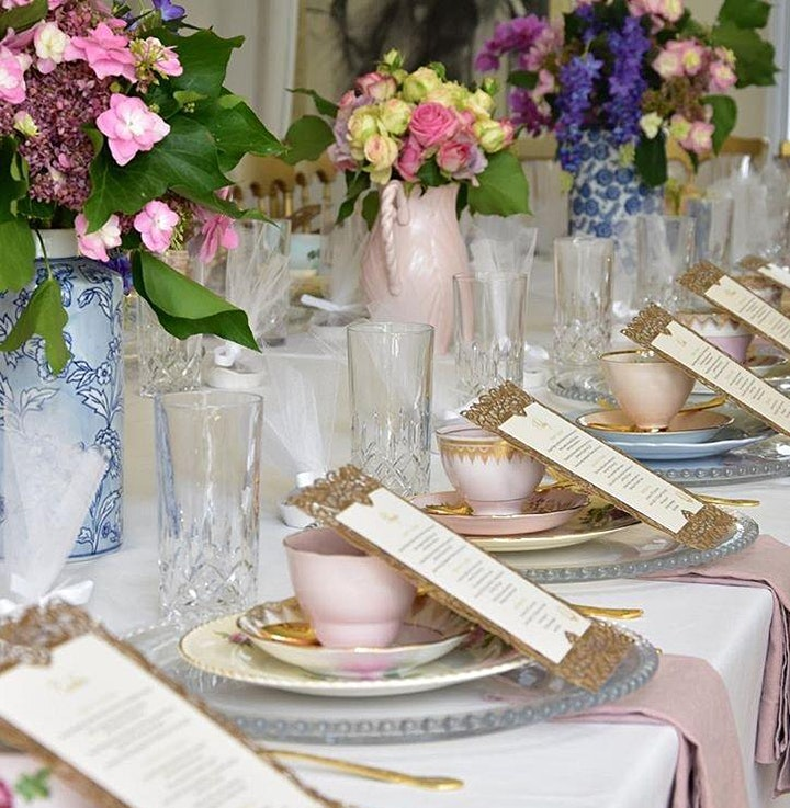 "WomanUp Initiatives Tea and Hat Awards Party 2020-""It's Time to Unwind"" image"