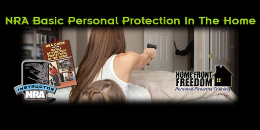 NRA Instructor Personal Protection In The Home Course 02/27/2020