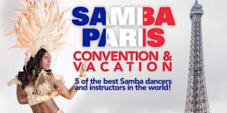 Samba Paris Convention and Vacation 2020 tickets