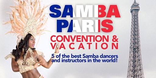 Samba Paris Convention and Vacation 2020
