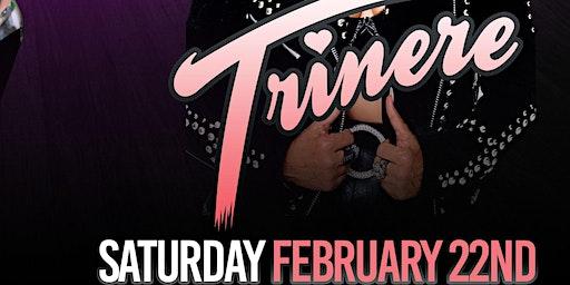 TRINERE live @ The Basement