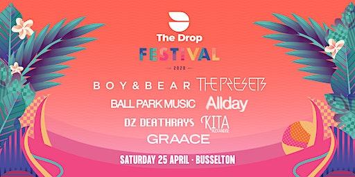 The Drop Festival 2020  Busselton