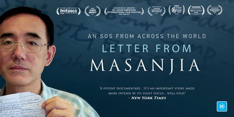Letter from Masanjia - Multi-Award Winning Documentary tickets