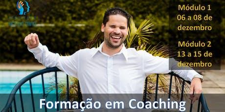 Formação em Coaching com Inteligencia Emocional ingressos