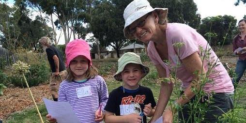 School holiday children's gardening activities
