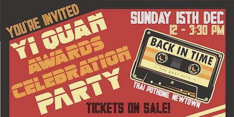 Yi Quan Awards Celebration Party tickets
