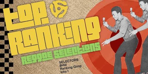 TOP RANKING Reggae Selections