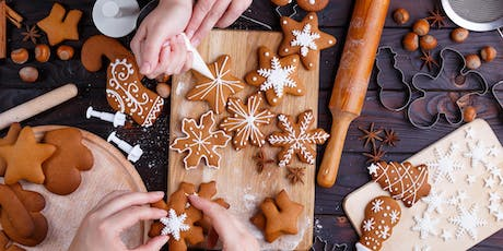 Gingerbread Man Decorating Workshop tickets