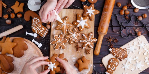 Gingerbread Man Decorating Workshop