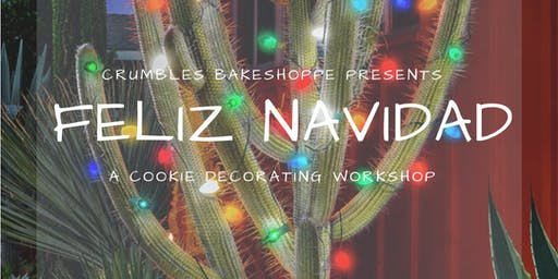 Cookie Decorating Workshop - Feliz Navidad