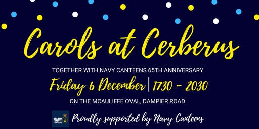 HMAS CERBERUS CHRISTMAS CAROLS 2019