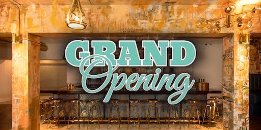 Spanglish Craft Cocktail Bar & Kitchen Grand Opening