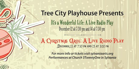Holiday Shows 2019 - Tree City Playhouse tickets