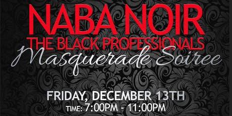 NABA Noir Masquerade Soiree tickets