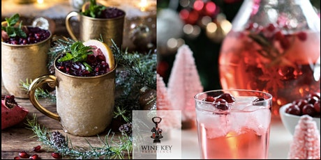 Holiday Cocktail Demo + Tasting tickets